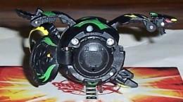 950G Darkus Quake Dragonoid