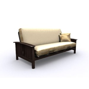 American Furniture Alliance Hermosa Metal/Wood Frame