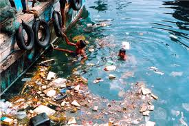 Mermaid's Tears, part of the growing waste problem in our oceans