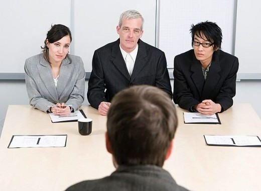 One method of conducting a stress interview is by having a group of interviewers take turns asking questions.