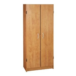 ClosetMaid 24-Inch Wide Laminate Pantry Cabinet