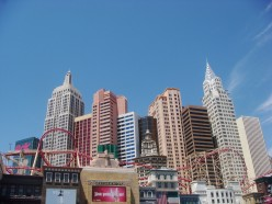 New York New York Hotel and Casino - Las Vegas