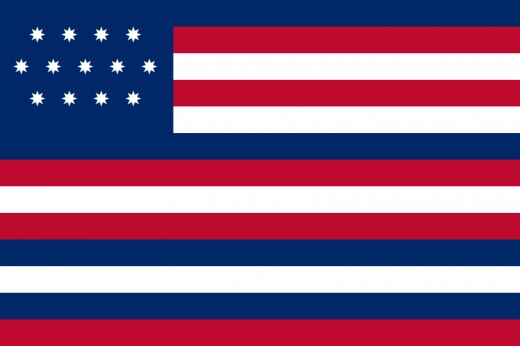 John Paul Jones Flag