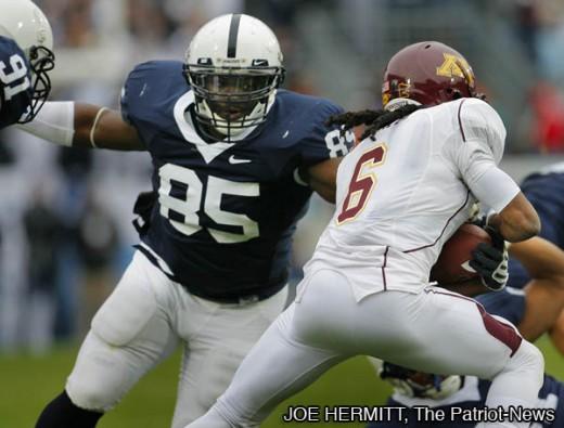 DT Ollie Ogbu  Penn State