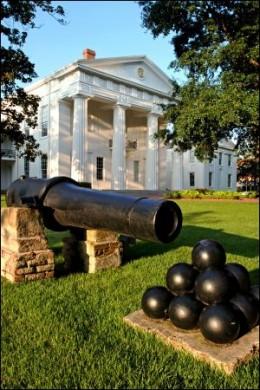State House Museum - Wm J Clinton Avenue, Little Rock  courtesy Downtown Little Rock