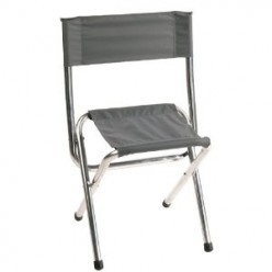 Coleman Woodsman Chair (Charcoal)