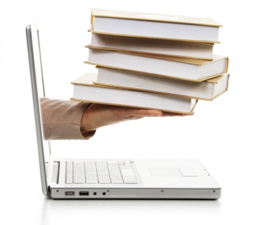Downloading textbooks is the newest way of getting what you need, having it with you, and being efficient at the same time.