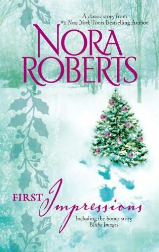 Front cover of book by Nora Roberts