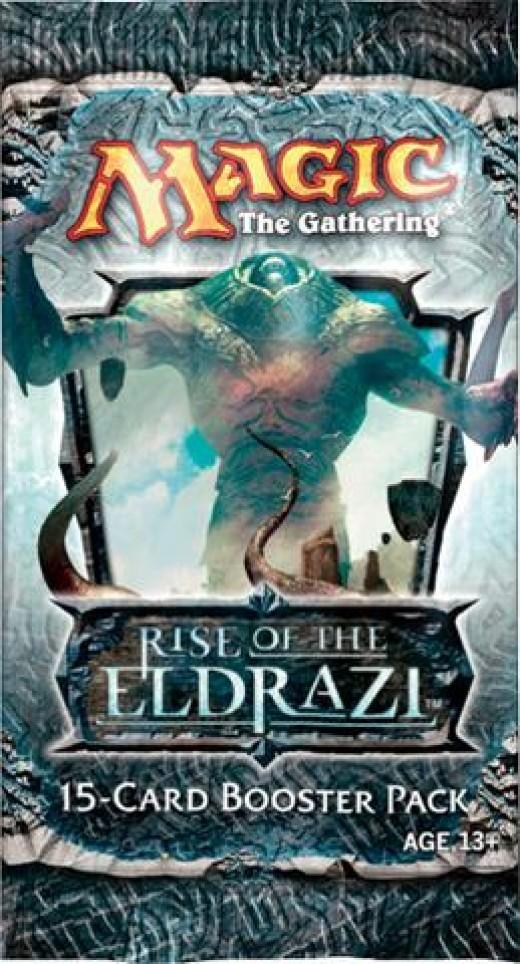 Rise of the Eldrazi!