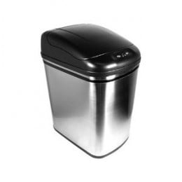 iTouchless Stainless Steel Trashcan, 7 Gallon (26 Liter)