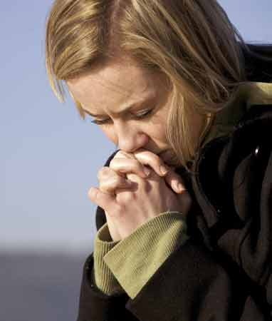 Woman Praying, from tsuzanneeller.com