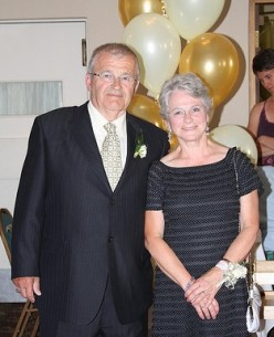 Ideas For A 50th Golden Wedding Anniversary Party