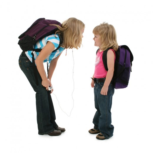 Best backpacks for high school can be overloaded and be too heavy. Jaimie Duplass; www.photoxpress.com