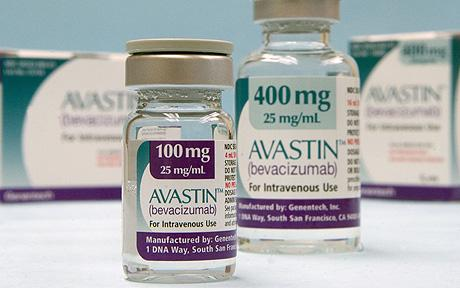 """""""Avastin"""" may lose its FDA approval because of """"cost effectiveness""""!  Photo: Bloomberg"""