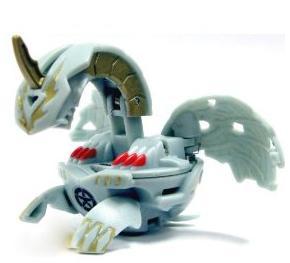 580G Gray Haos Apollonir