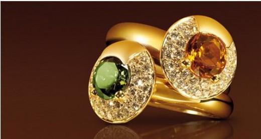"""The """"Pas de Deux"""" collection. Schroeder Jewelry"""
