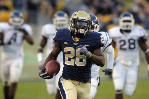RB Dion Lewis   Pittsburgh