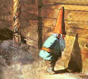 House gnome (foundus.com)