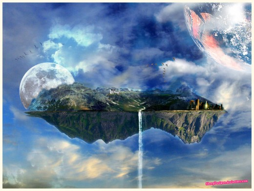 Neverland by ~sheepDesigns (DeviantART)