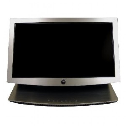Westinghouse PT-16H610S 15.6-Inch Portable Dual-Hinged LCD HDTV