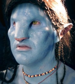Avatar Movie Masks - Avatar Halloween Masks and Replica Prostethics