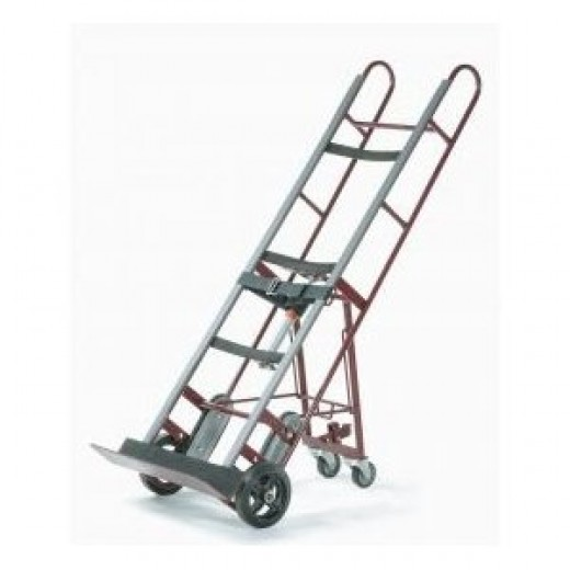 Professional Hand Truck with stair glide.