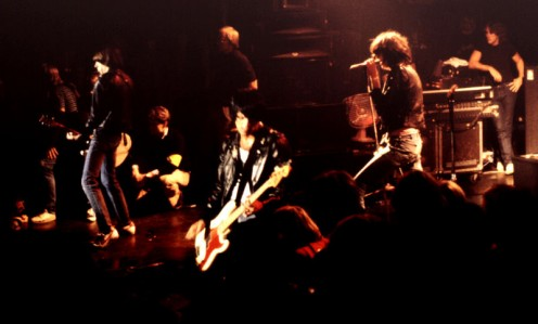 The Ramones, Chateau Neuf, Oslo, Norway, August 30th 1980