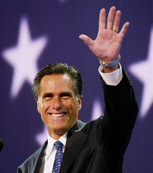 Mitt Romney, Republican Candidate for President in 2012