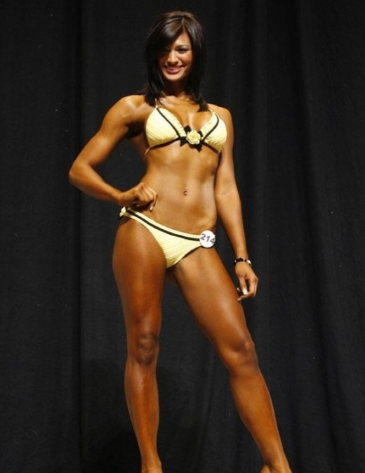 Monique (Minton) Ricardo - IFBB Bikini Pro