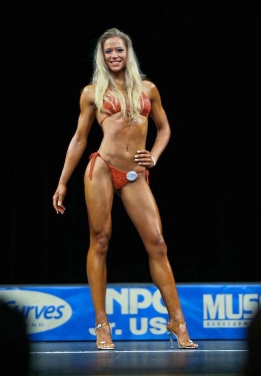 Jessica Lawrence - IFBB Pro Bikini