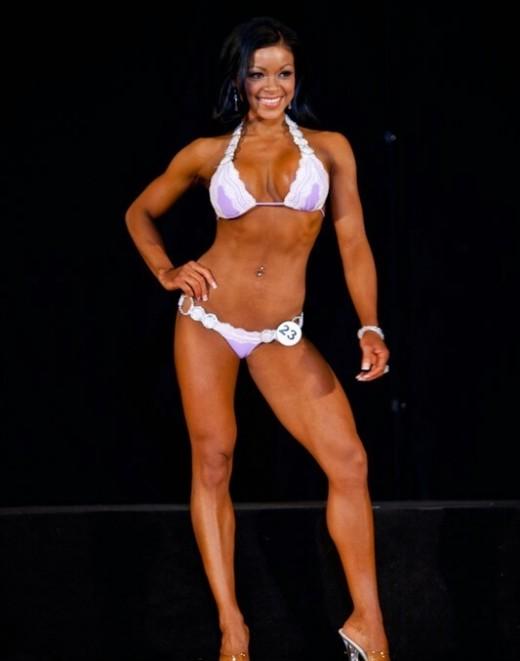 Sonia Gonzales - IFBB Pro Bikini