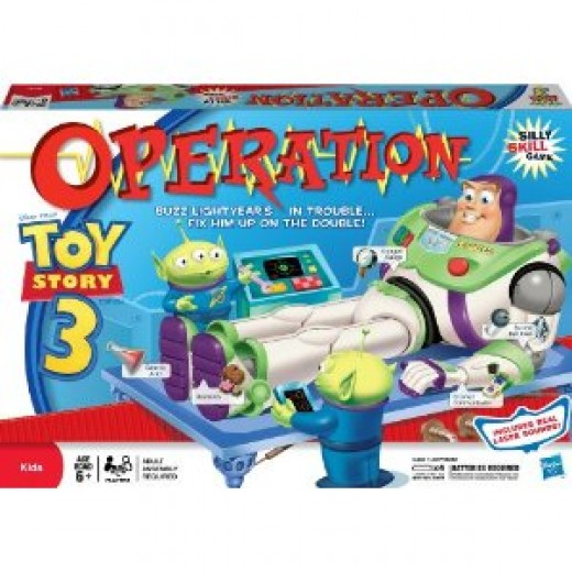 Operation - Classic Toy Story games
