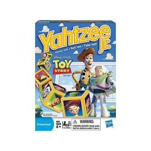 Toy Story games - Yahtzee Jr.