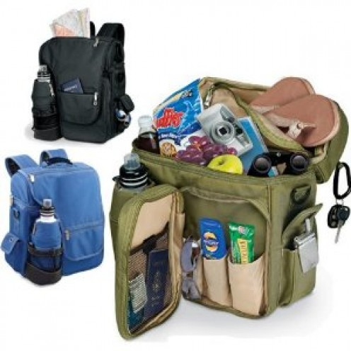Picnic Time Turismo Insulated Backpack Cooler