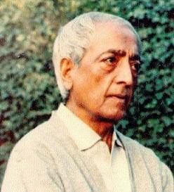 Jiddu Krishnamurti's Philosophy of Education