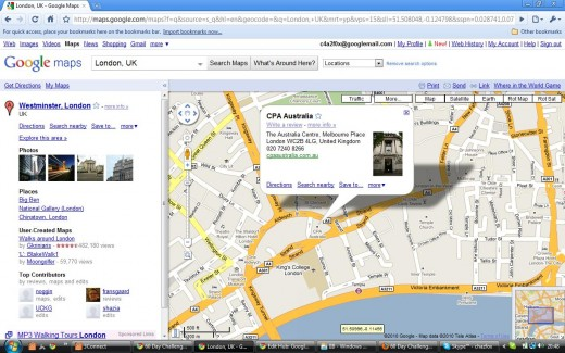 Google Maps Locations Layer with Markers & Infowindow