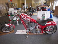 Tips For Customizing Your Motorcycle