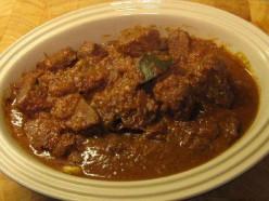 Mom style typical Oriya mutton curry