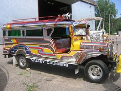 Cruisin' in the Philippines via Jeepneys!