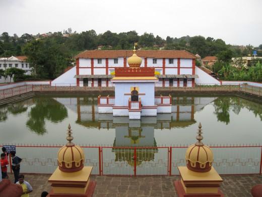 omkareswara temple