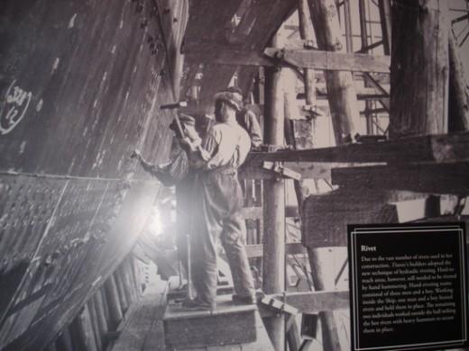 Titanic builders