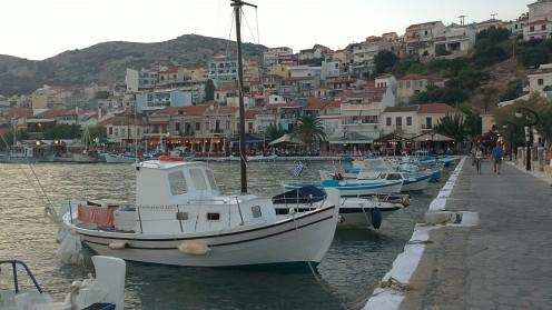 Pythagorio village.
