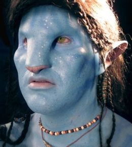 Avatar Movie Makeup Kit