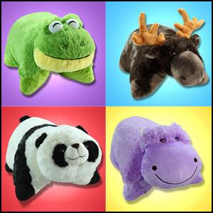 Pillow Pet Plush Kids Pillows