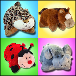 Pillow Pets For Kids