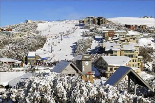 Mt Buller Village