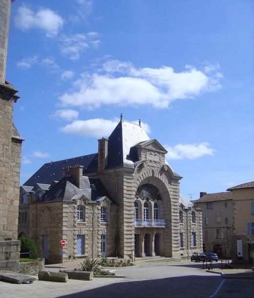 St Junien