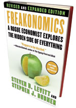 Freakonomics by Levitt & Dubner