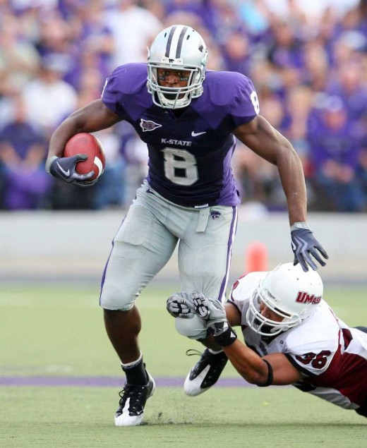 RB Daniel Thomas  Kansas State