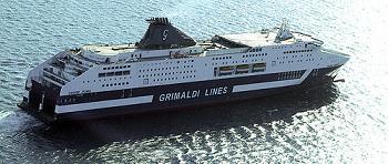 Grimaldi Ferry